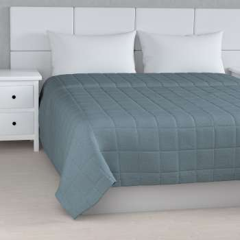 Check quilted throw in collection Woolly, fabric: 142-40