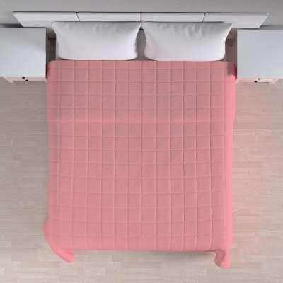 Lovatiesės (kvadratėliais dygsniuotos) 133-62 prigesinta rožinė Kolekcija Loneta