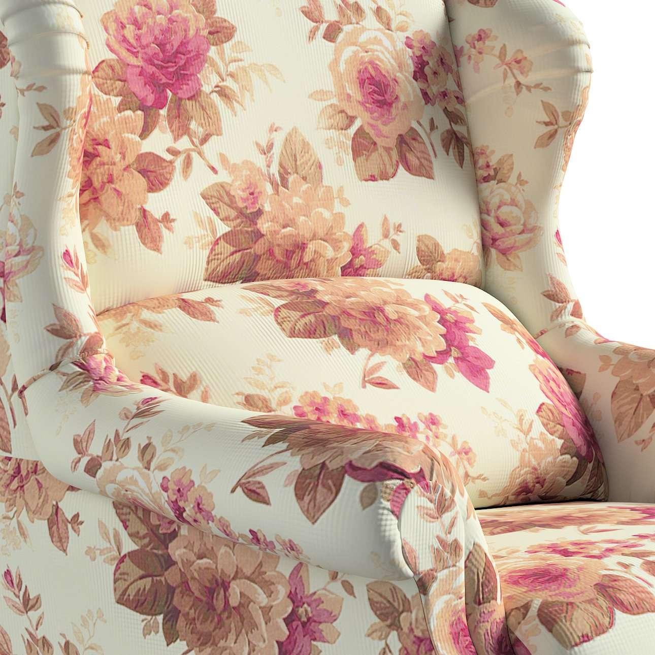 Fotel Unique w kolekcji Mirella, tkanina: 141-06