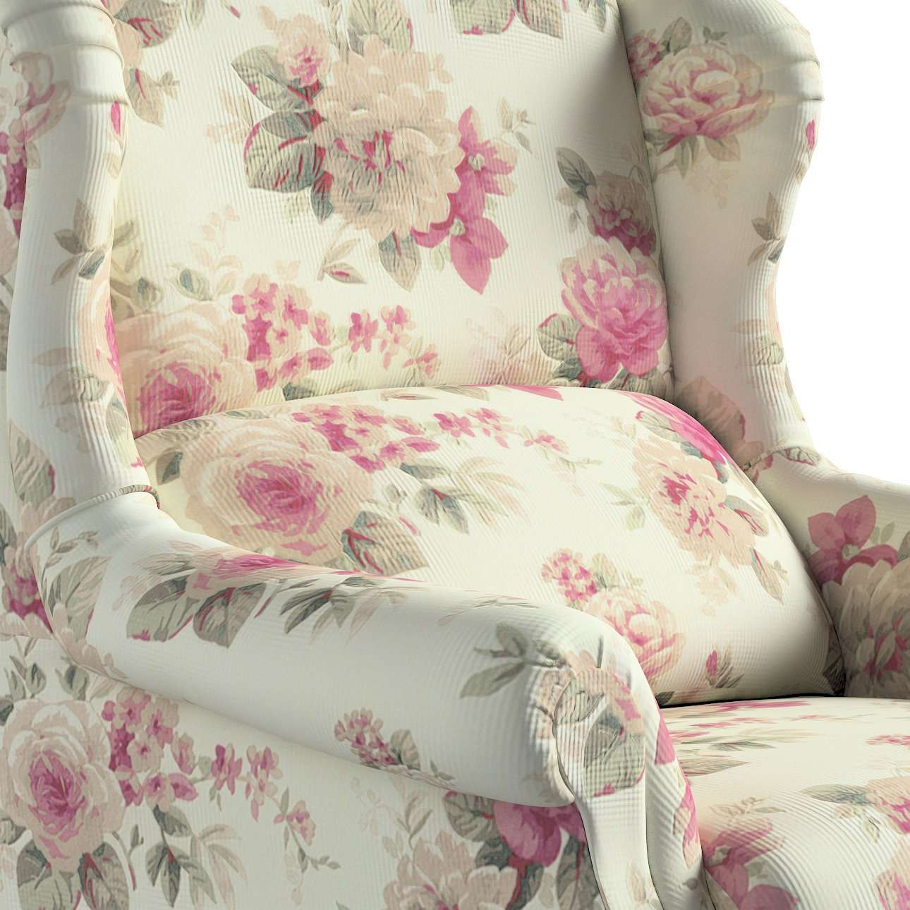 Fotel Unique w kolekcji Londres, tkanina: 141-07