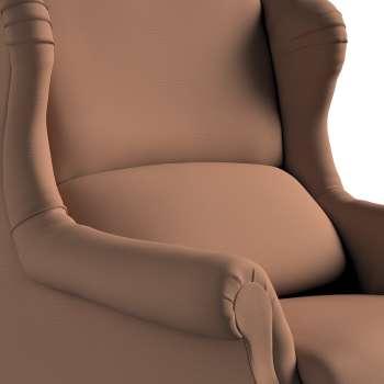 Fotel Unique w kolekcji Cotton Panama, tkanina: 702-02