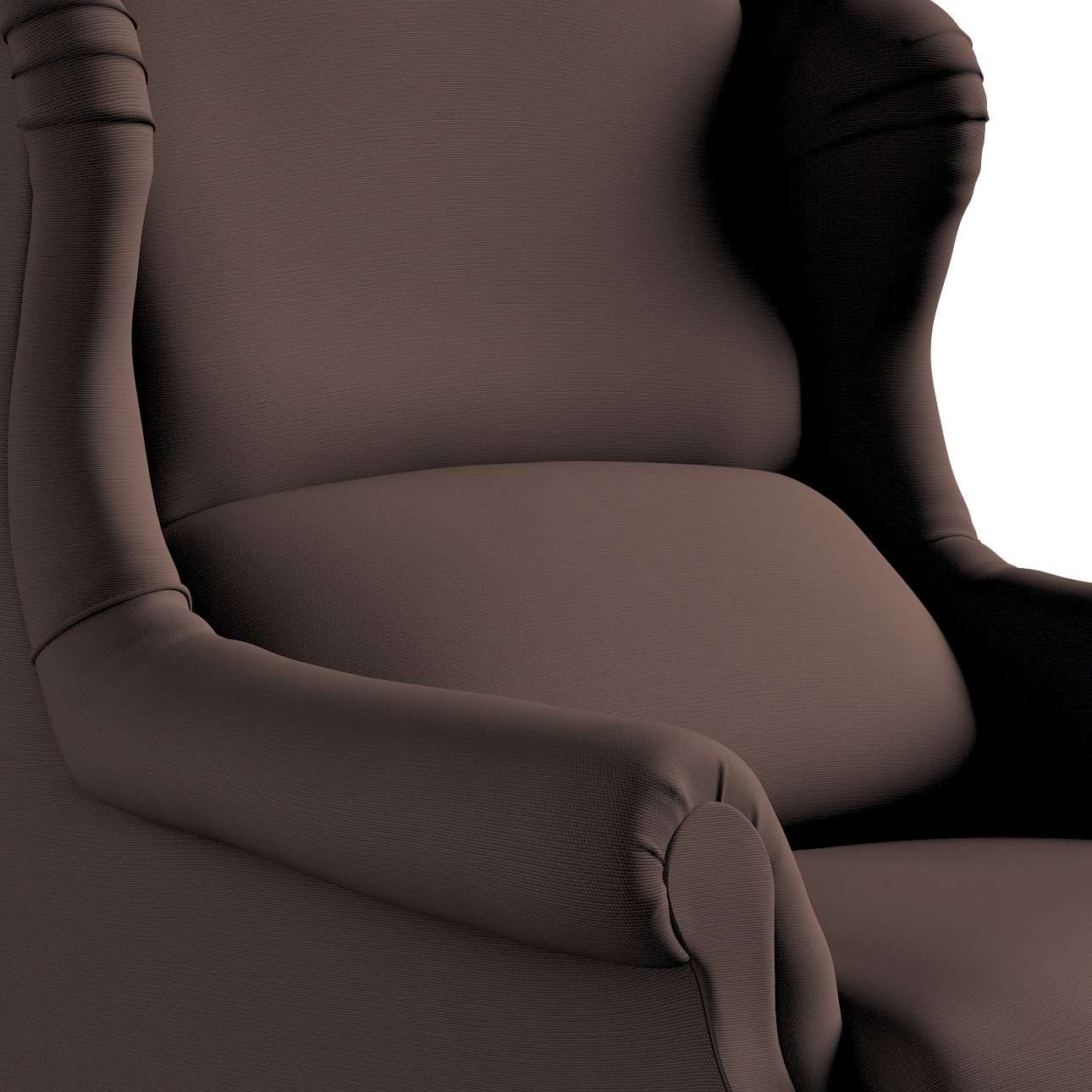 Fotel Unique w kolekcji Cotton Panama, tkanina: 702-03
