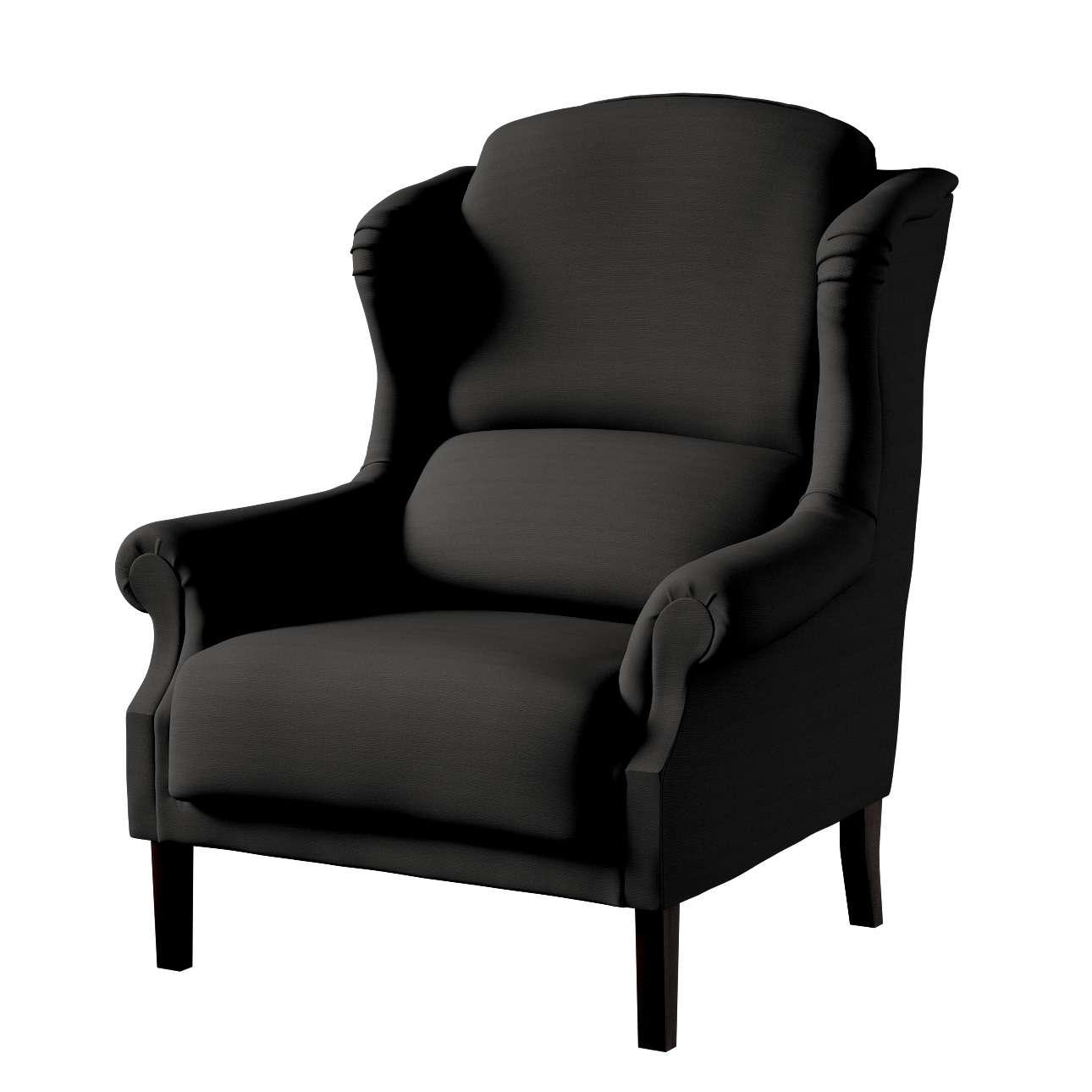 Sessel Unique, Shadow grey, 85 × 107 cm, Cotton Panama