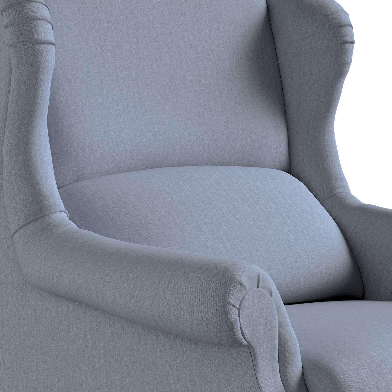 Fotel 85x107cm w kolekcji Chenille, tkanina: 702-13