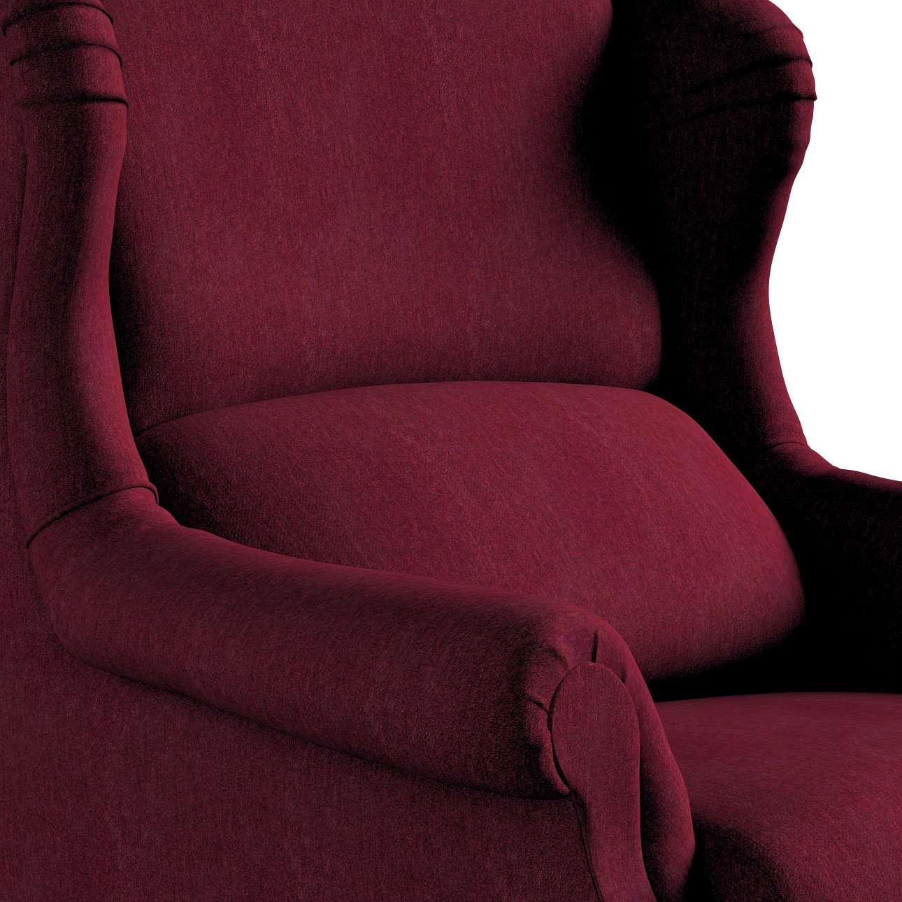 Stilingas Dekoria fotelis 63 x 115 cm kolekcijoje Chenille, audinys: 702-19