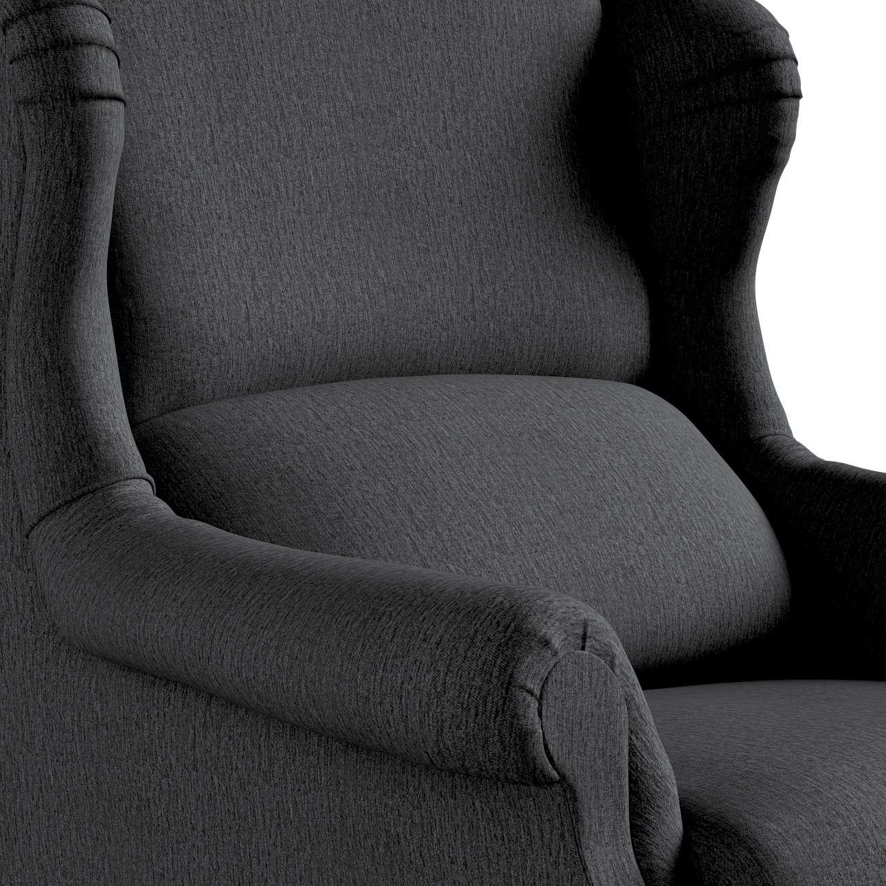 Fotel Unique w kolekcji Chenille, tkanina: 702-20