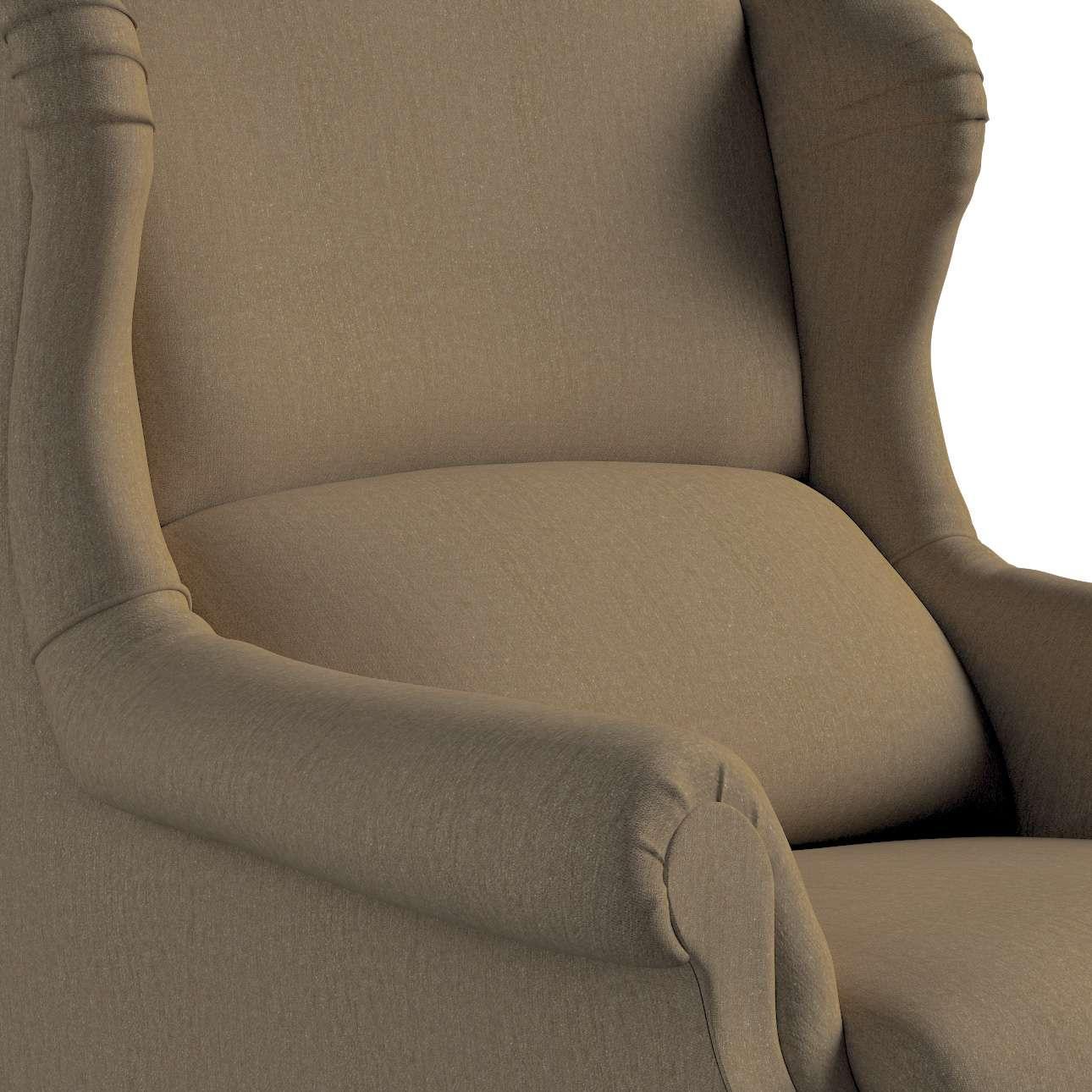 Fotel Unique w kolekcji Chenille, tkanina: 702-21