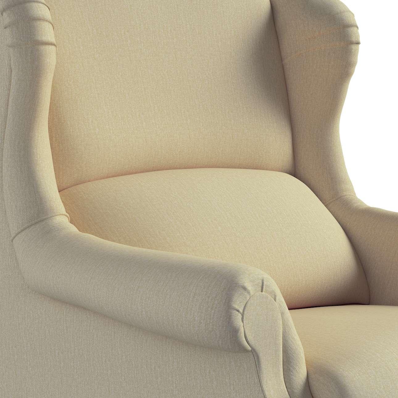 Fotel Unique w kolekcji Chenille, tkanina: 702-22