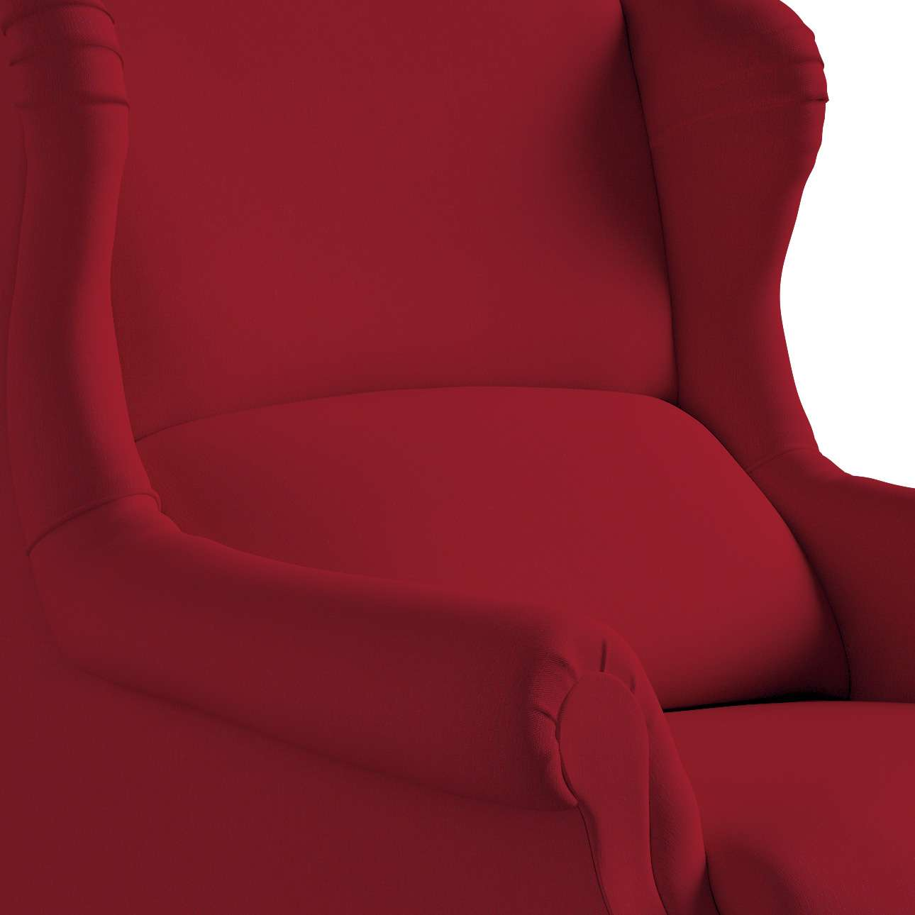 Stilingas Dekoria fotelis 63 x 115 cm kolekcijoje Chenille, audinys: 702-24