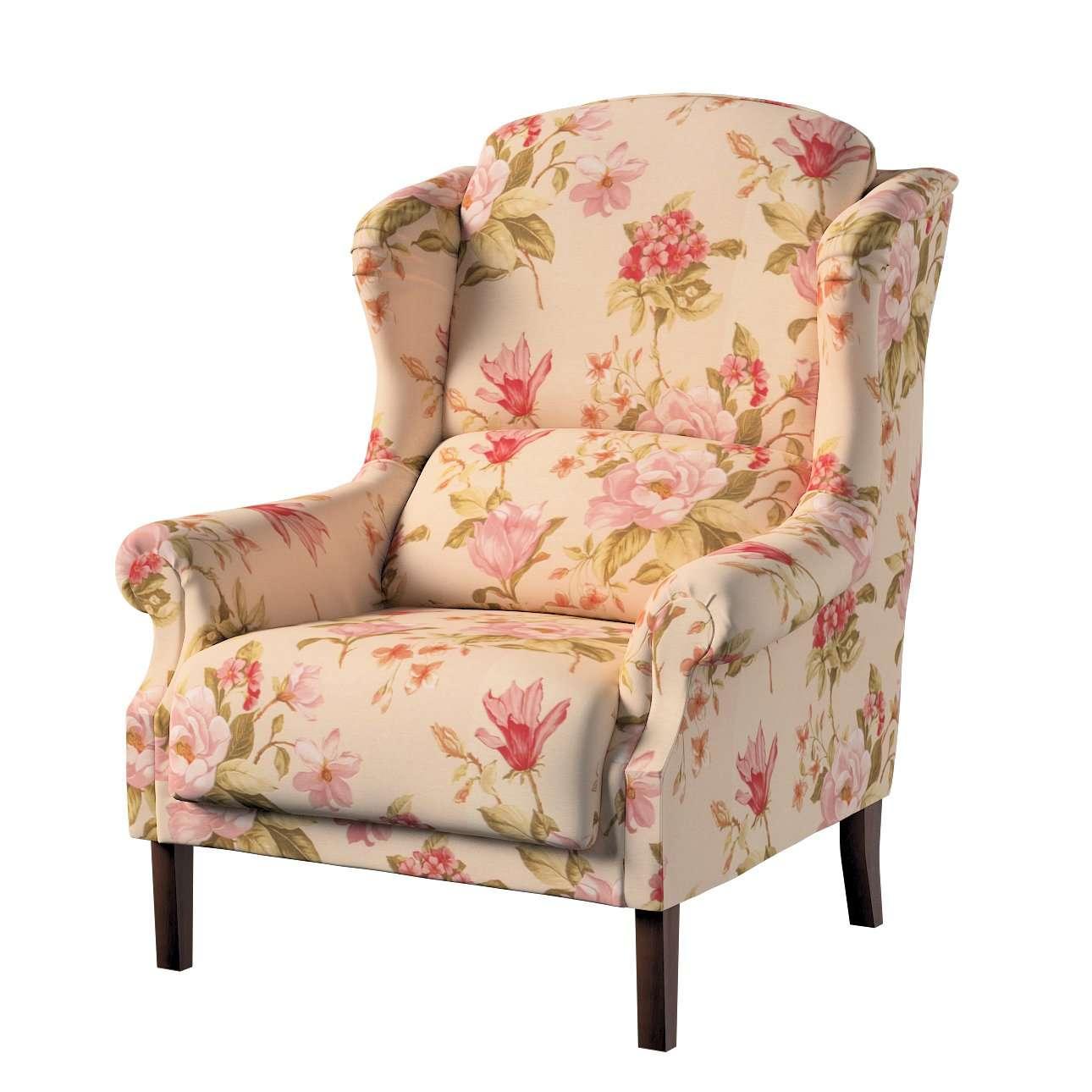 Sessel 63 x 115 cm von der Kollektion Londres, Stoff: 123-05