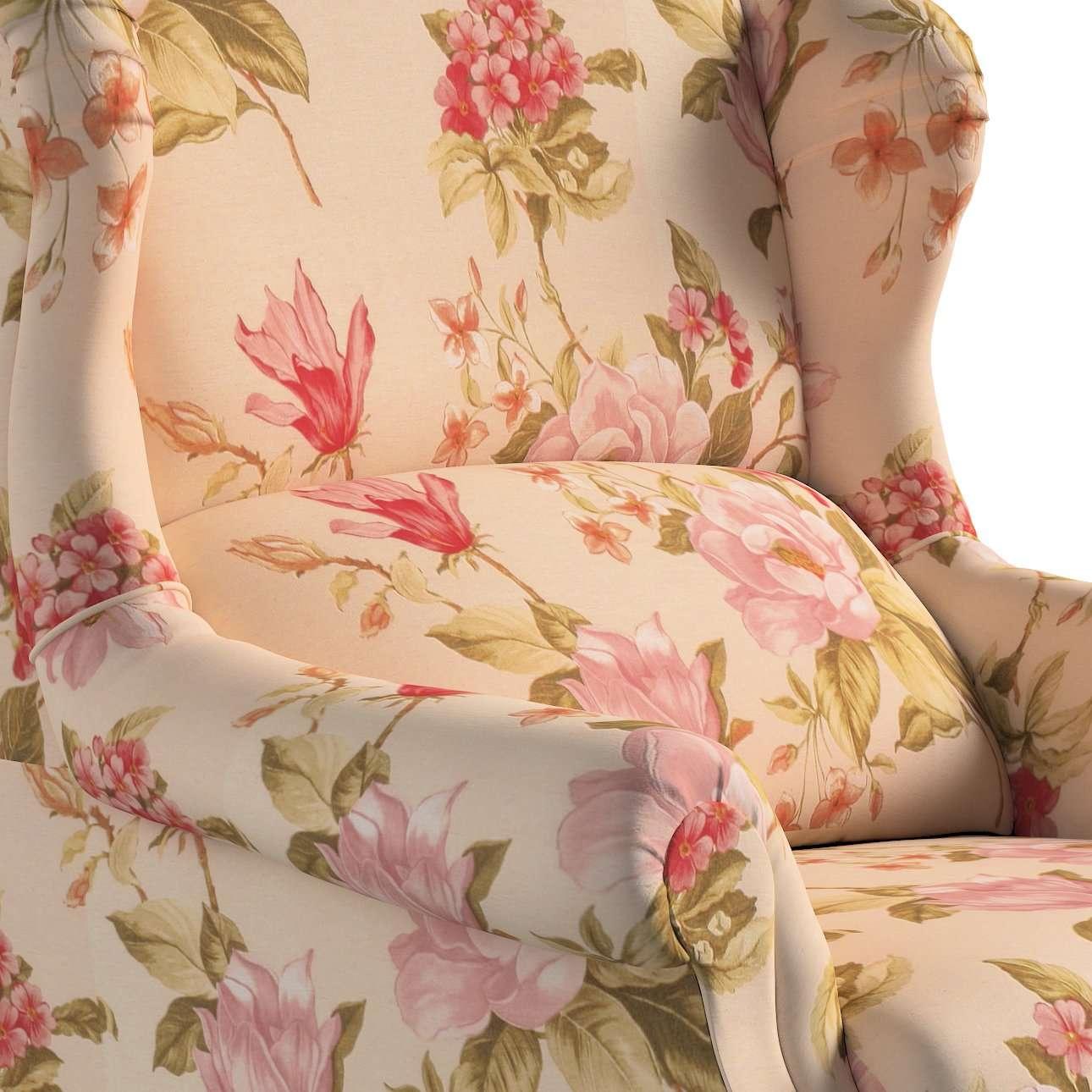 Fotel Unique w kolekcji Londres, tkanina: 123-05
