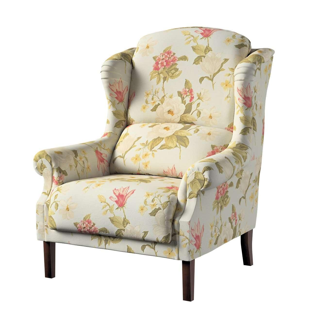 Fotel 85x107cm w kolekcji Londres, tkanina: 123-65