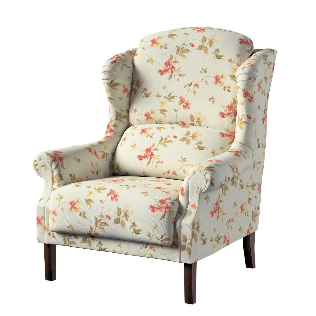 Sessel 63 x 115 cm von der Kollektion Londres, Stoff: 124-65