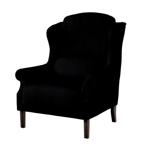 Sessel, schwarz, 63 x 115 cm, Etna