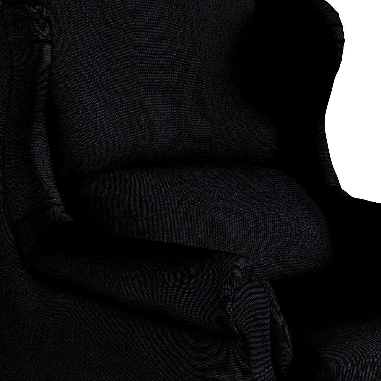 Křeslo klasické šířka 85cm, výška celkem 107 cm v kolekci Etna, látka: 705-00