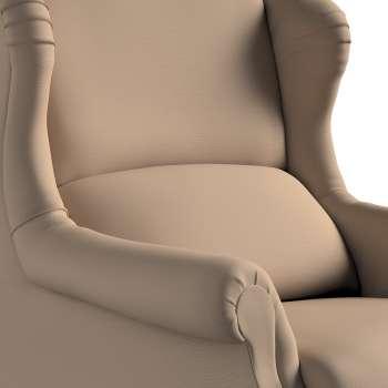 Fotel Unique w kolekcji Cotton Panama, tkanina: 702-28