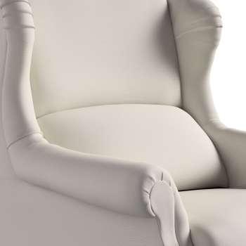 Křeslo Rest - čalouněné s volbou látky, ruční výroba v kolekci Cotton Panama, látka: 702-31