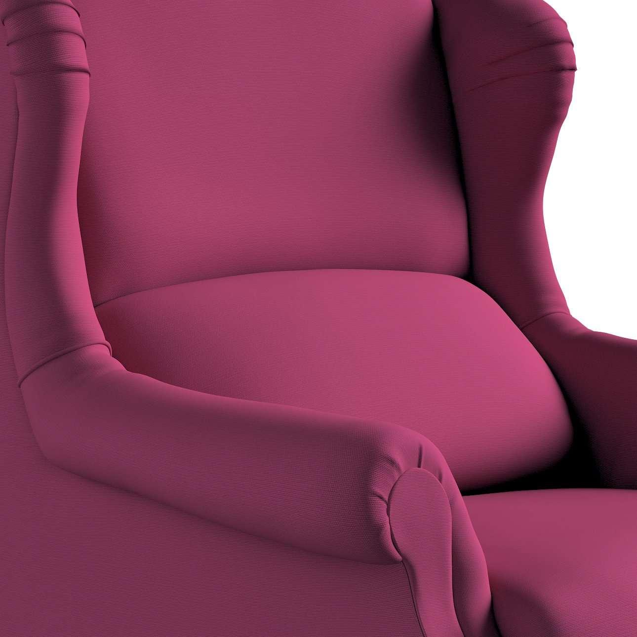 Fotel Unique w kolekcji Cotton Panama, tkanina: 702-32
