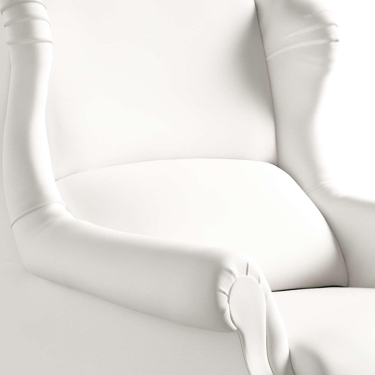 Ohrensessel Unique von der Kollektion Cotton Panama, Stoff: 702-34
