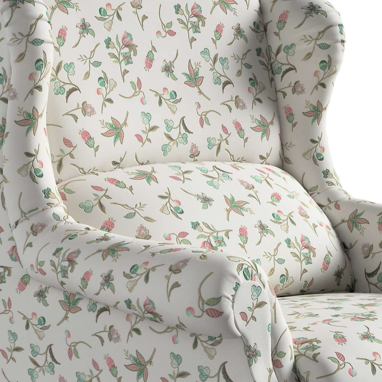 Fotel Unique w kolekcji Londres, tkanina: 122-02