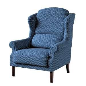 Stilingas Dekoria fotelis 63 x 115 cm kolekcijoje Brooklyn, audinys: 137-88