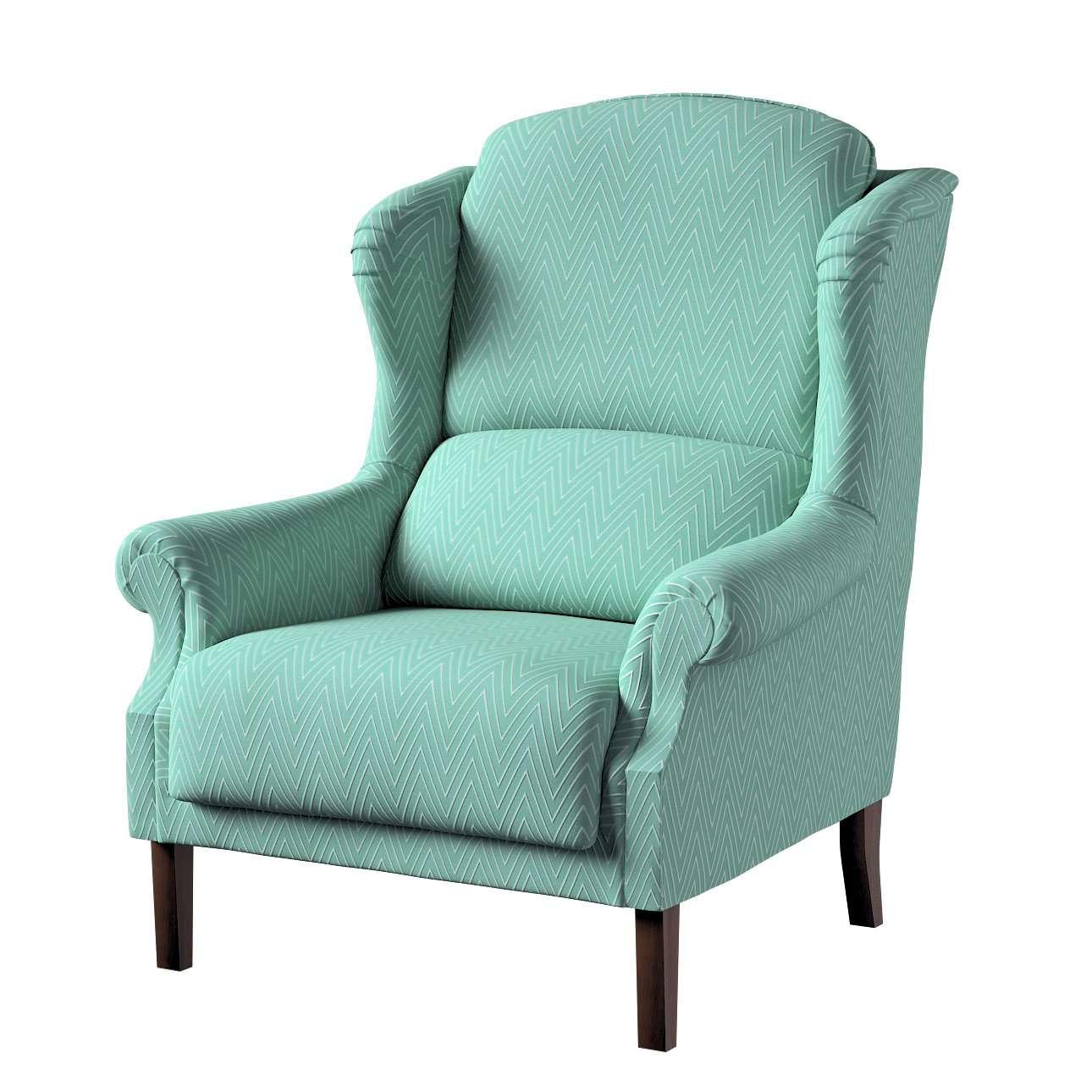 Fotel 85x107cm w kolekcji Brooklyn, tkanina: 137-90