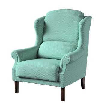 Fotel Unique w kolekcji Brooklyn, tkanina: 137-90