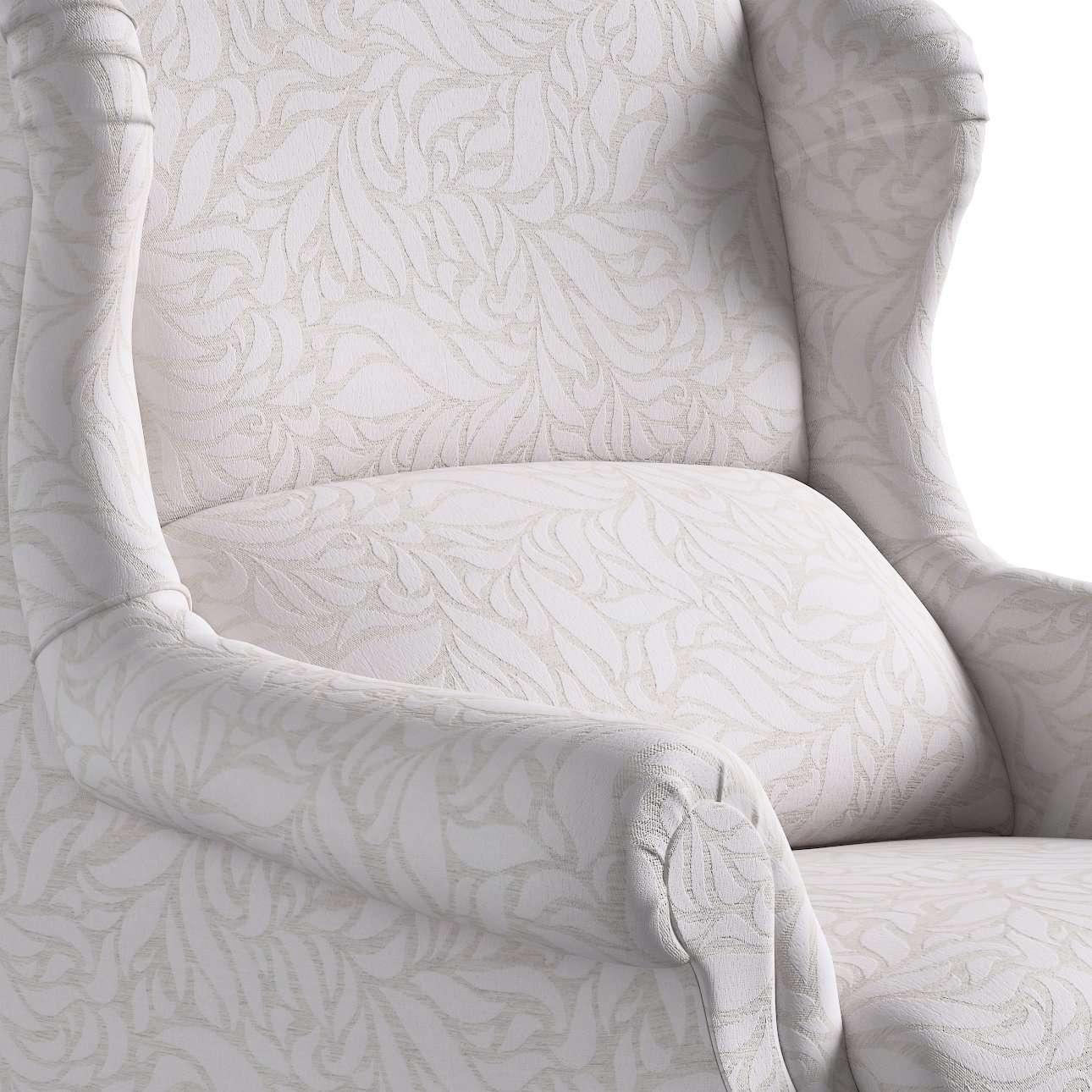 Fotel Unique w kolekcji Venice, tkanina: 140-50