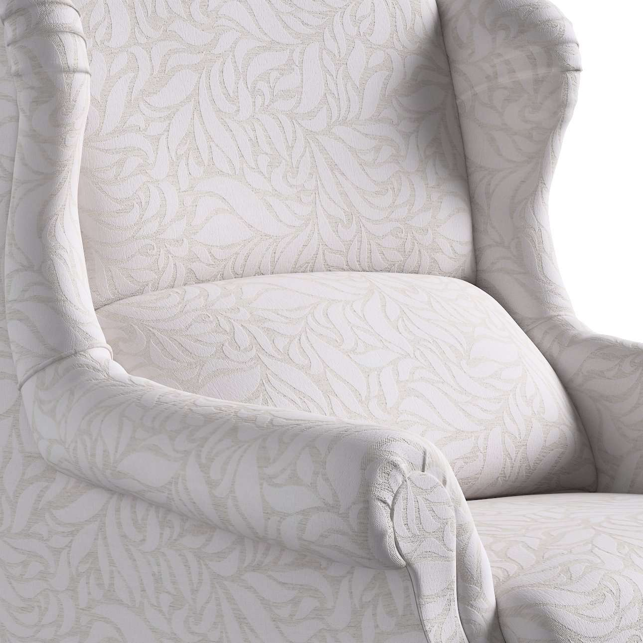Stilingas Dekoria fotelis 63 x 115 cm kolekcijoje Venice, audinys: 140-50