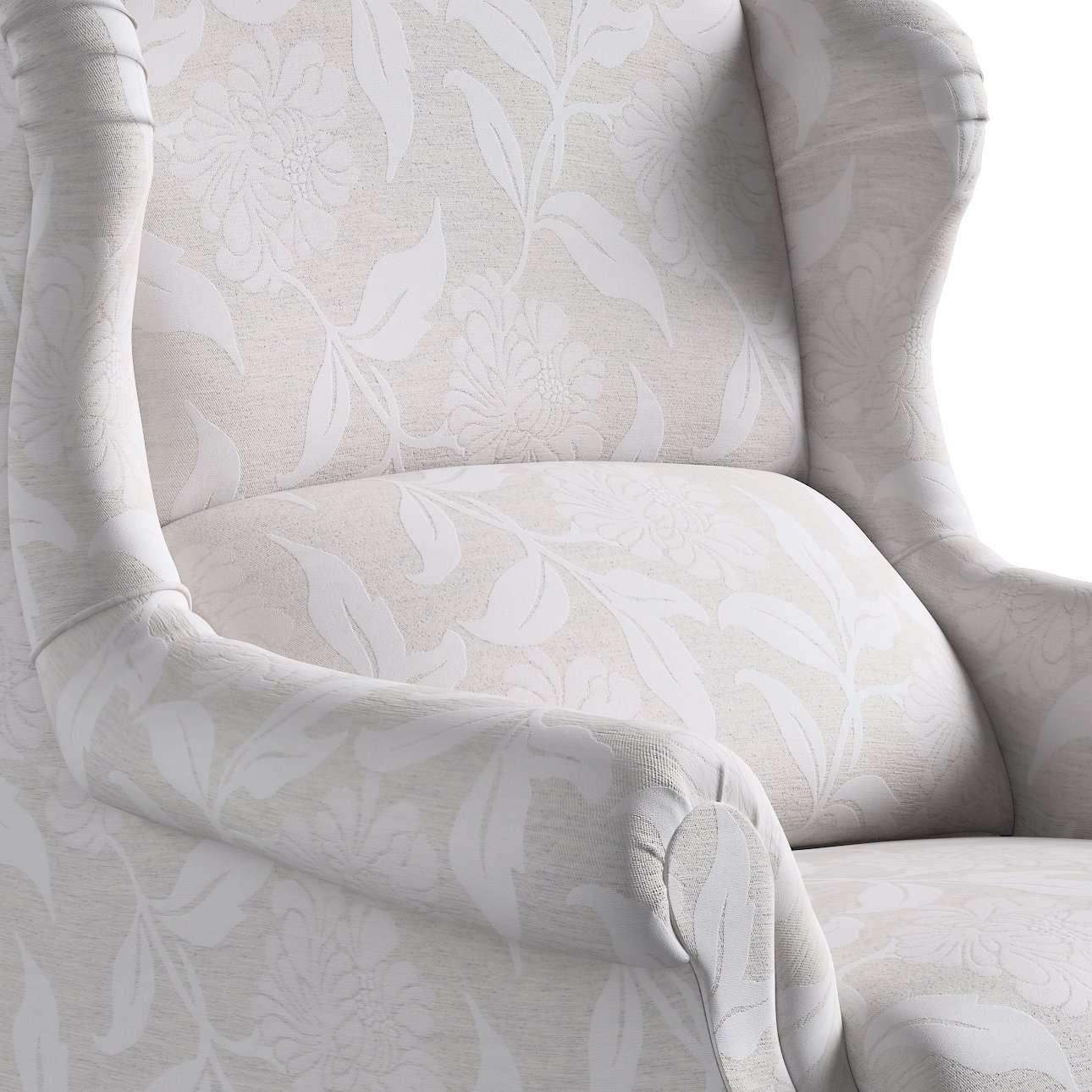 Fotel Unique w kolekcji Venice, tkanina: 140-51