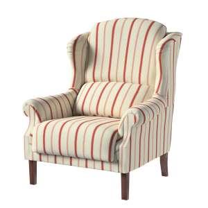 Fotel 85x107cm w kolekcji Avinon, tkanina: 129-15