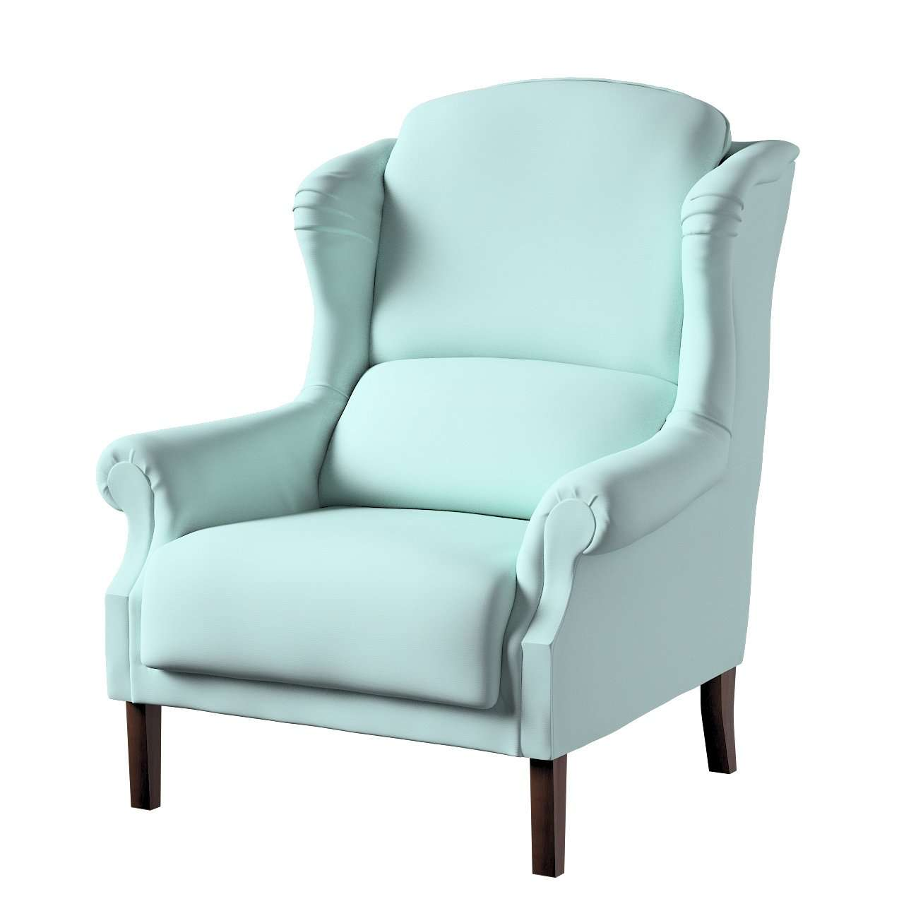 Fotel Unique w kolekcji Cotton Panama, tkanina: 702-10