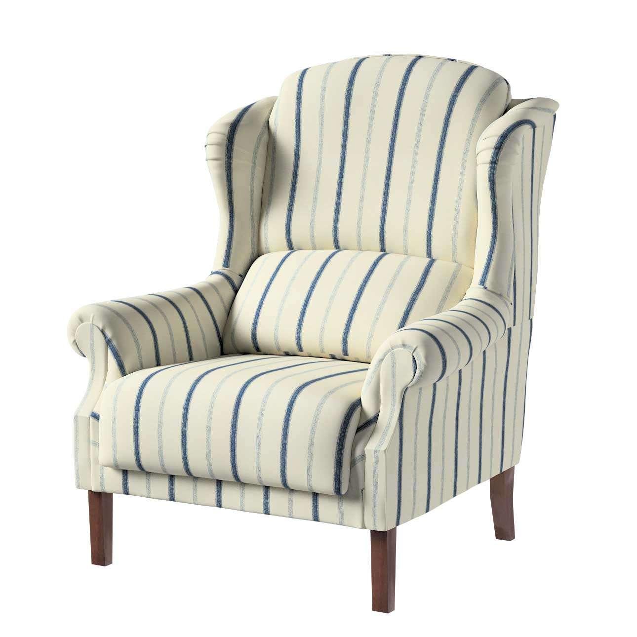 Sessel 63 x 115 cm von der Kollektion Avinon, Stoff: 129-66
