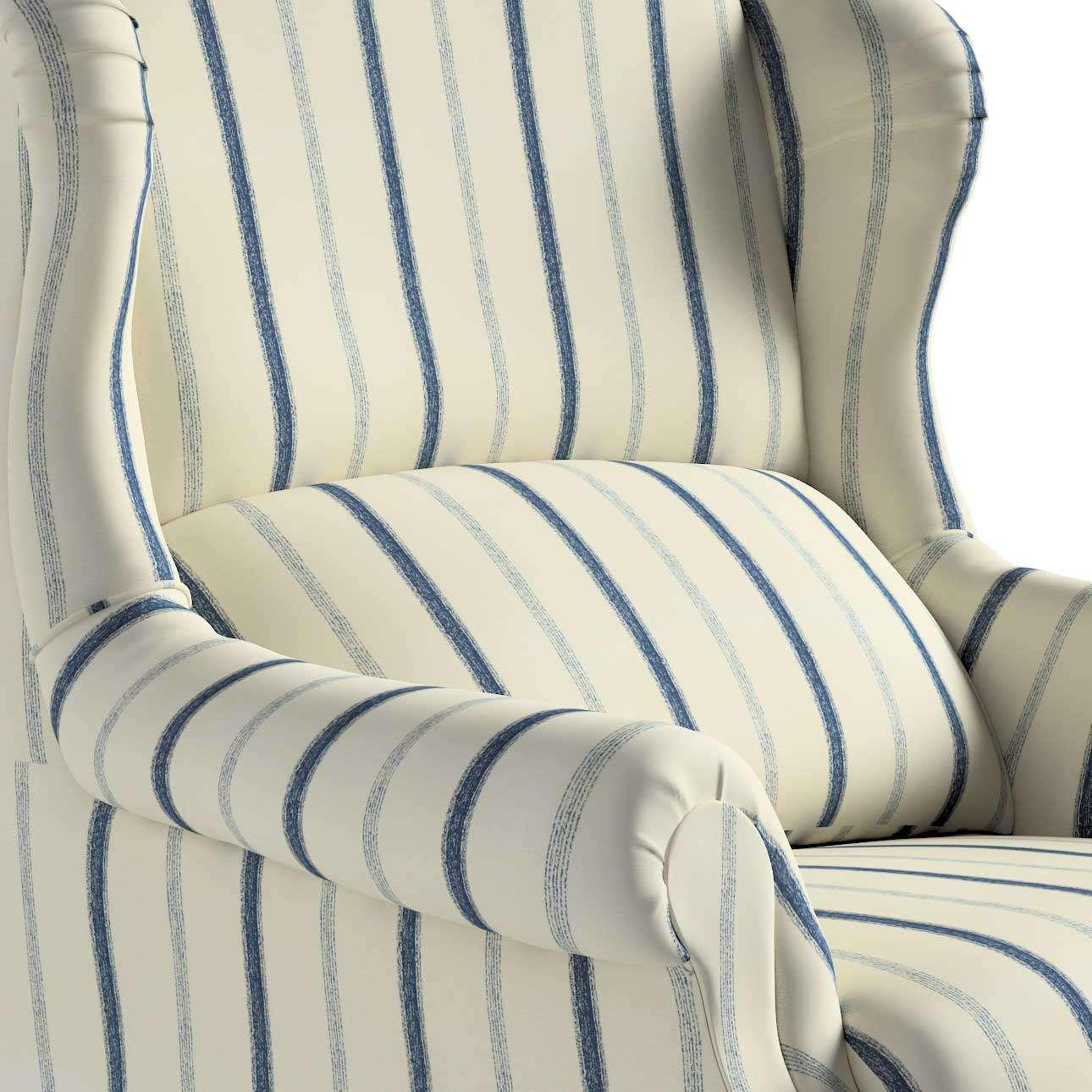 Fotel Unique w kolekcji Avinon, tkanina: 129-66