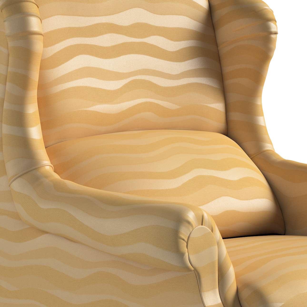 Sessel Unique von der Kollektion Damasco, Stoff: 141-74
