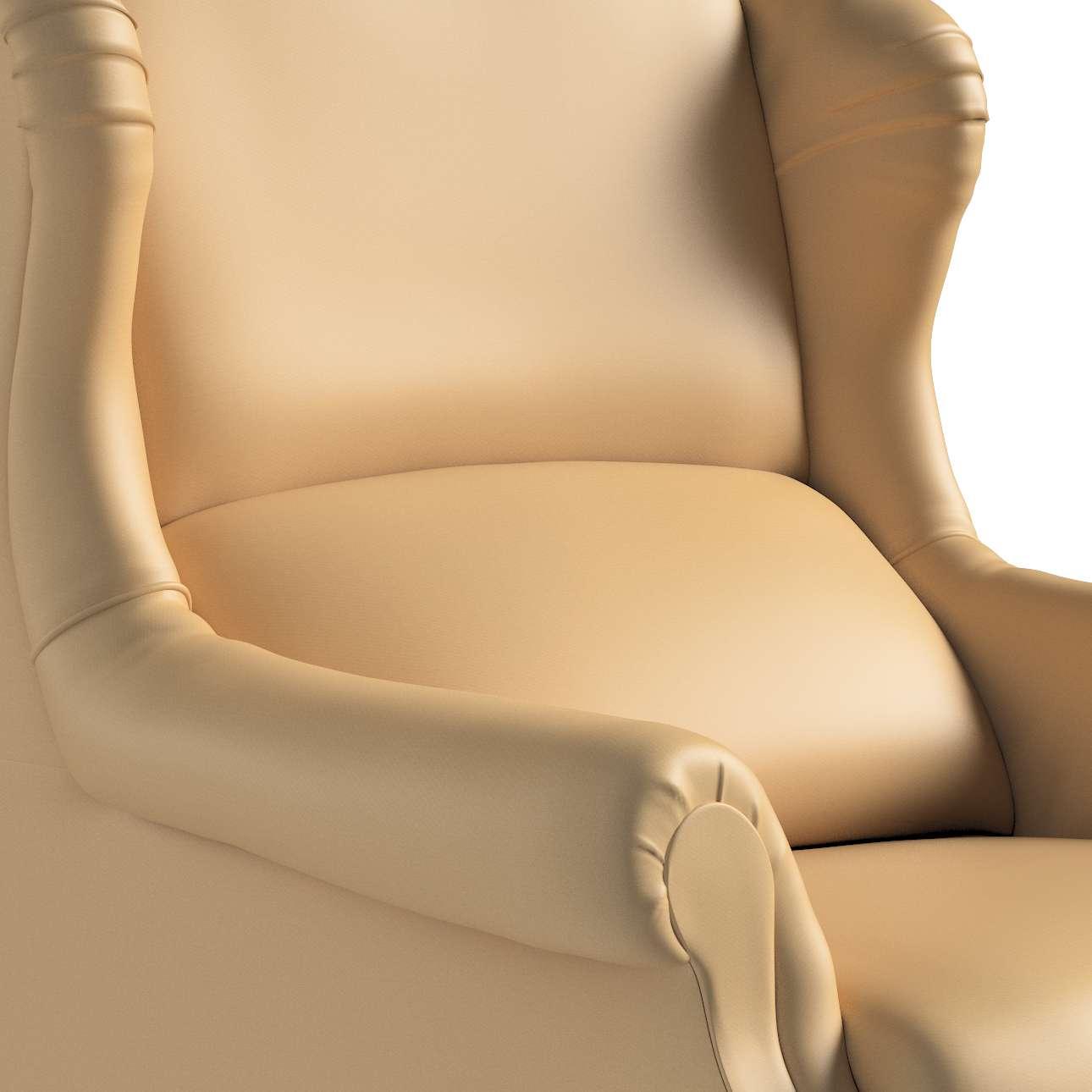 Fotel Unique w kolekcji Damasco, tkanina: 141-75