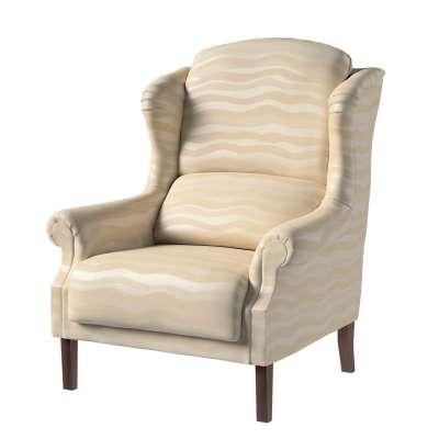 Fotel Unique w kolekcji Damasco, tkanina: 141-76