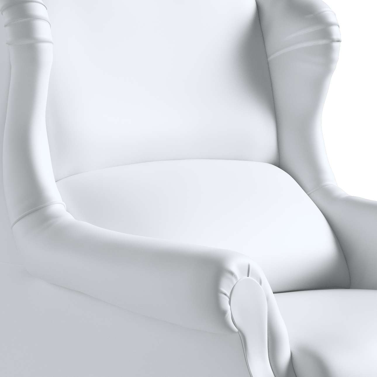 Fotel Unique w kolekcji Damasco, tkanina: 141-78