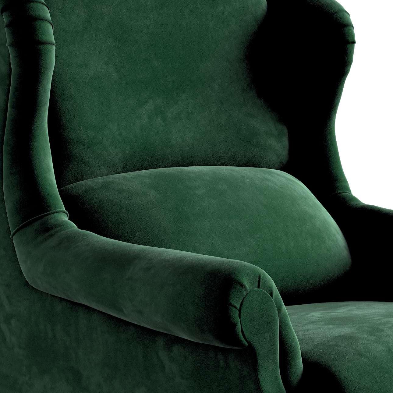 Fotel Unique w kolekcji Velvet, tkanina: 704-13