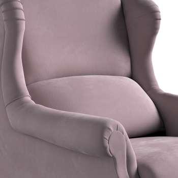 Fotel Unique w kolekcji Velvet, tkanina: 704-14