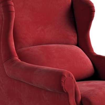 Fotel Unique w kolekcji Velvet, tkanina: 704-15