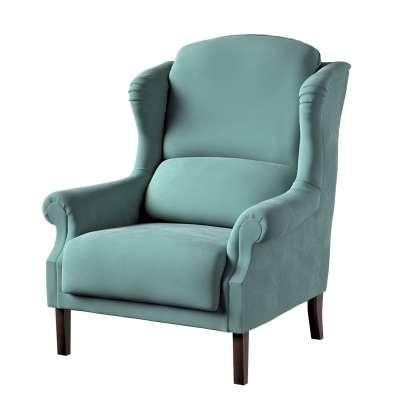 Fotel Unique w kolekcji Velvet, tkanina: 704-18