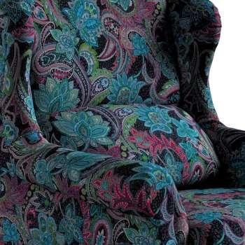 Fotel Unique w kolekcji Velvet, tkanina: 704-22