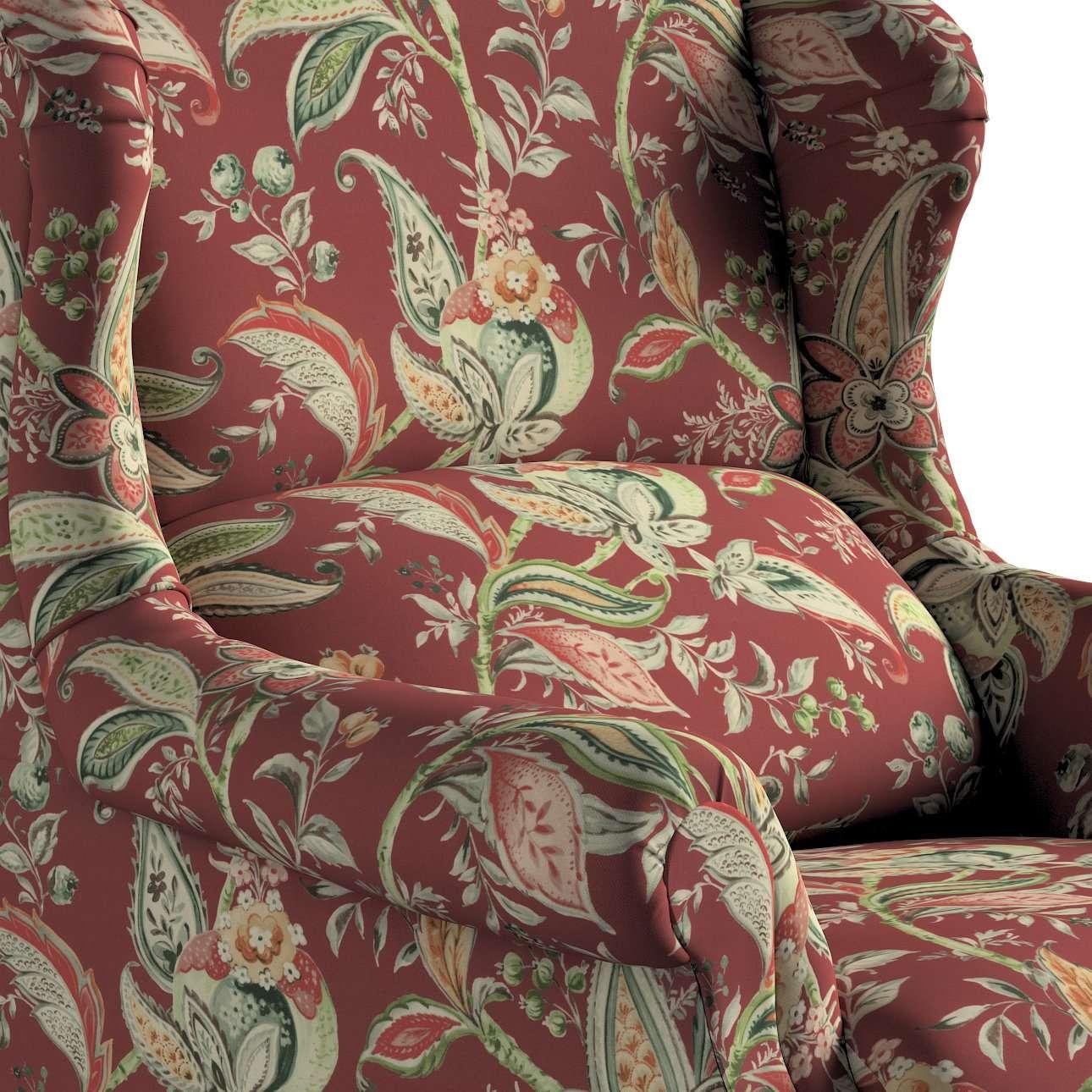 Fotel Unique w kolekcji Gardenia, tkanina: 142-12