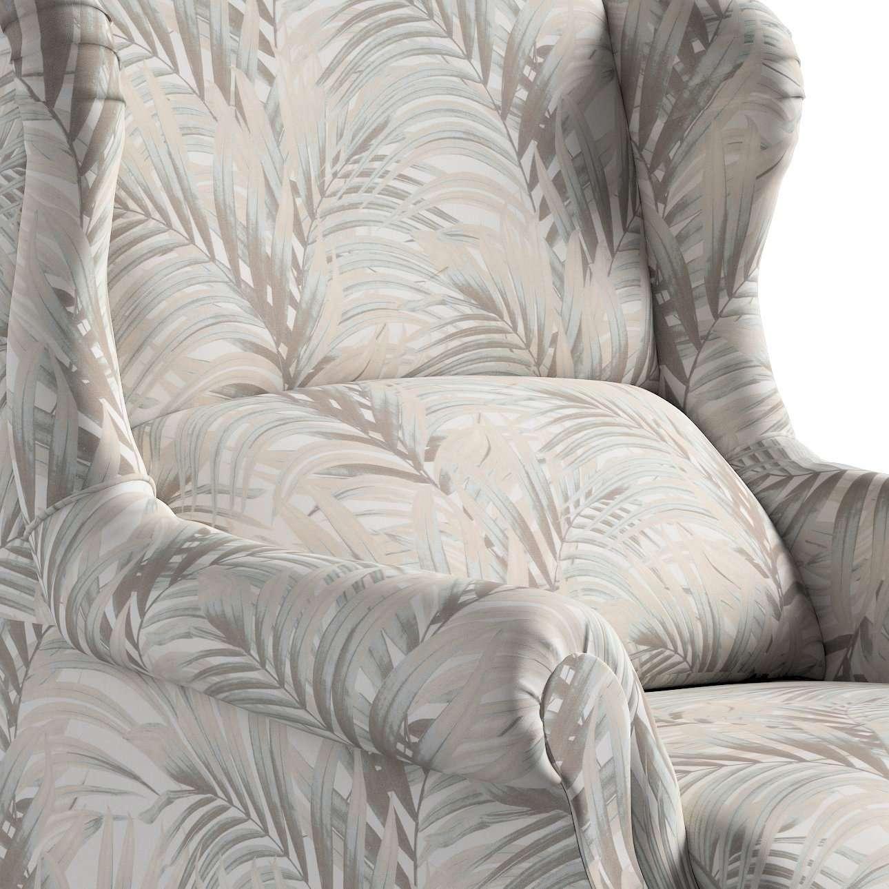 Fotel Unique w kolekcji Gardenia, tkanina: 142-14