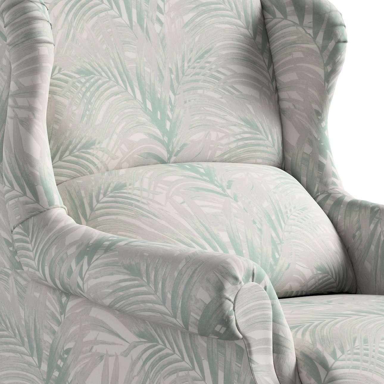 Fotel Unique w kolekcji Gardenia, tkanina: 142-15