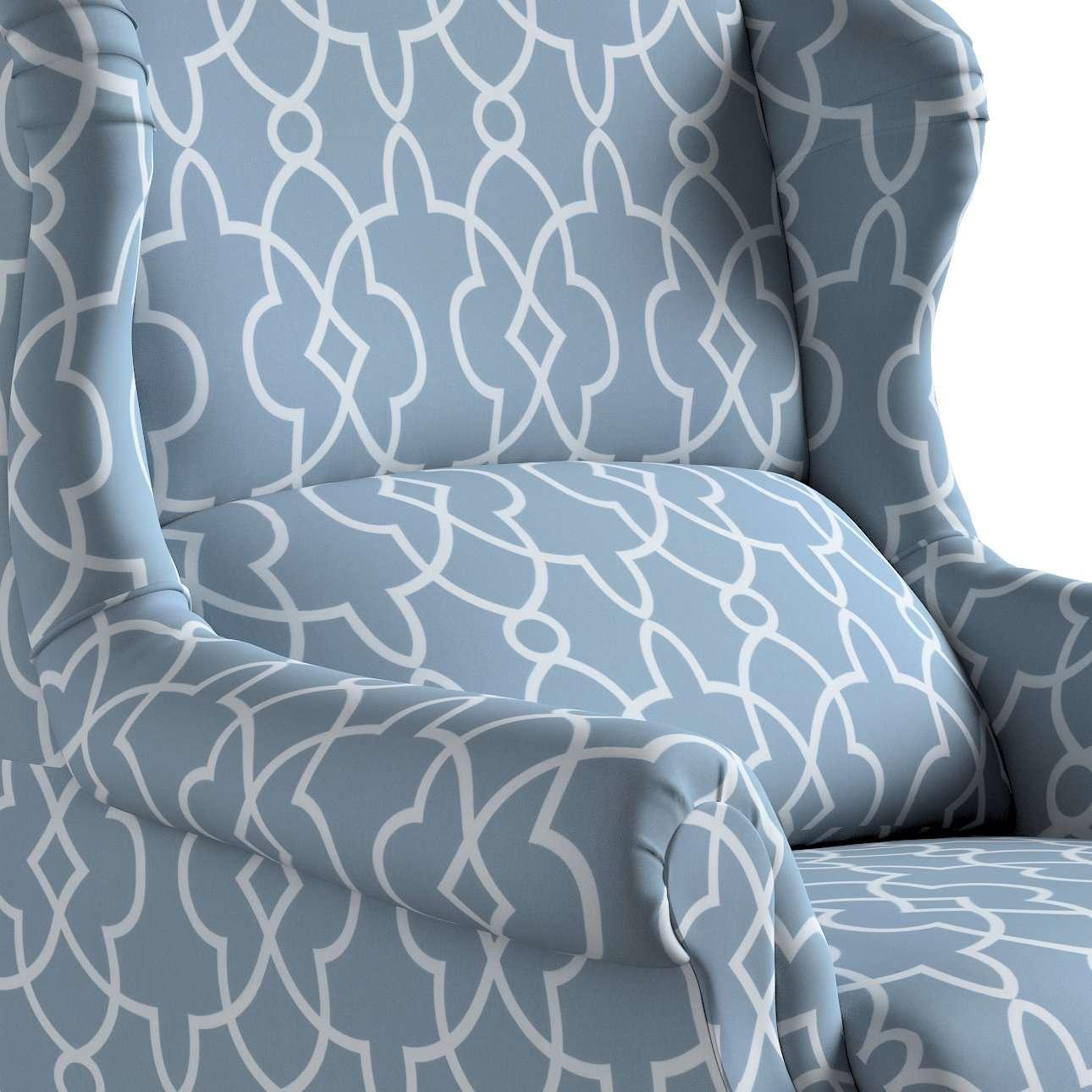 Fotel Unique w kolekcji Gardenia, tkanina: 142-22