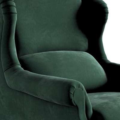 Fotel Unique w kolekcji Velvet, tkanina: 704-25