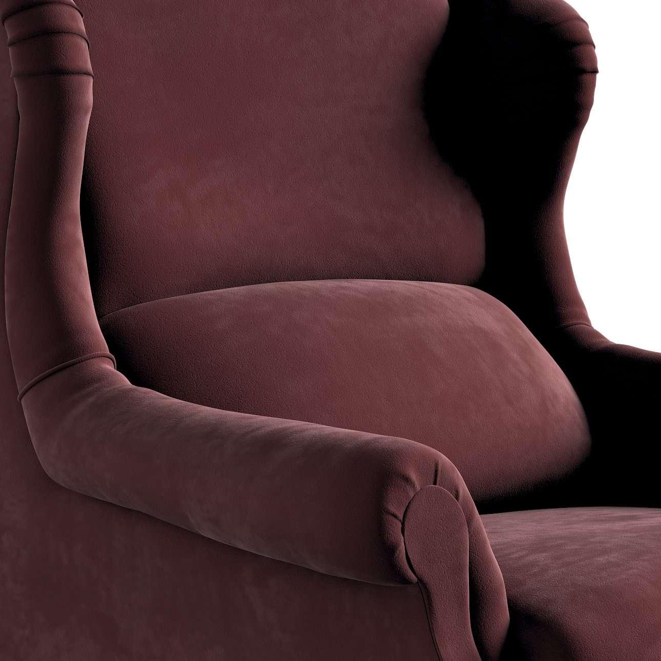 Fotel Unique w kolekcji Velvet, tkanina: 704-26