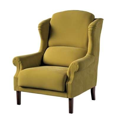 Fotel Unique w kolekcji Velvet, tkanina: 704-27